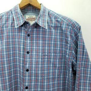 Vintage Eddie Bauer Sport Shop Shirt XL